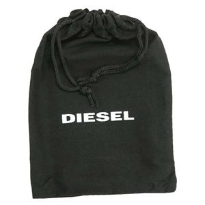 DIESEL(ディーゼル) キーケース X05567 T8013 BLACK