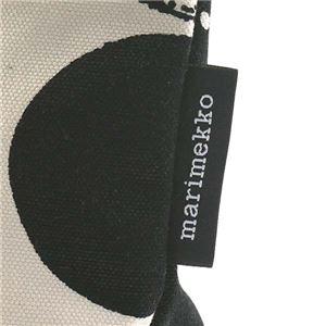 marimekko(マリメッコ) ナナメガケバッグ 45661 190 OFFWHITE/BLACK