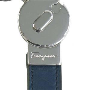 Ferragamo(フェラガモ) キーリング 66A121 688843 ULTRAMARINE