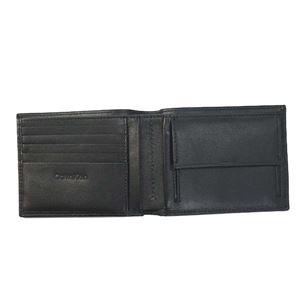Calvin Klein(カルバンクライン) 2つ折小銭付き財布 K50K503991 1 BLACK