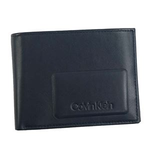 Calvin Klein(カルバンクライン) 2つ折小銭付き財布 K50K503991 443 NIGHTSCAPE
