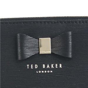 TED BAKER(テッドベーカー) ラウンド長財布 148836 0 BLACK