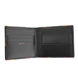 Paul smith(ポールスミス) 2つ折小銭付き財布 M1A4833 79 BLACK