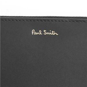 Paul smith(ポールスミス) ラウンド長財布 M1A4778 79 BLACK