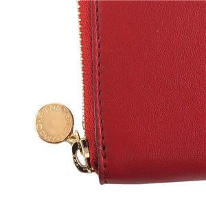 Stella McCartney(ステラマッカートニー) ラウンド長財布 502893 6568 LOVER RED