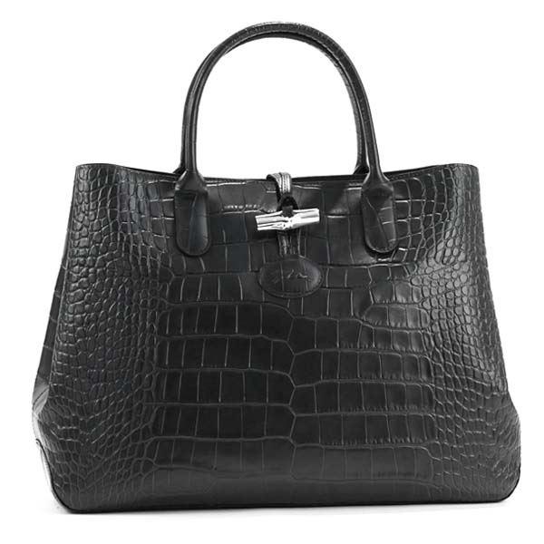 Longchamp(ロンシャン) ハンドバッグ 1681 1 NOIRf00