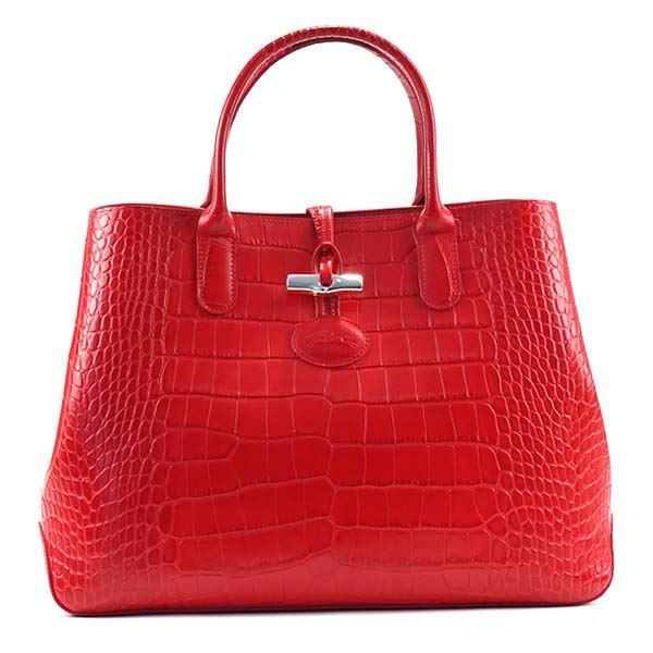 Longchamp(ロンシャン) ハンドバッグ 1681 545 ROUGEf00