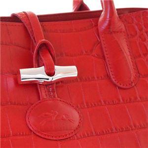 Longchamp(ロンシャン) ハンドバッグ 1681 545 ROUGE f04