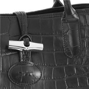 Longchamp(ロンシャン) ハンドバッグ 1986 1 NOIR f04