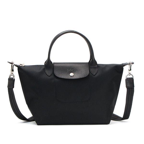 Longchamp(ロンシャン) ハンドバッグ 1512 1 NOIRf00