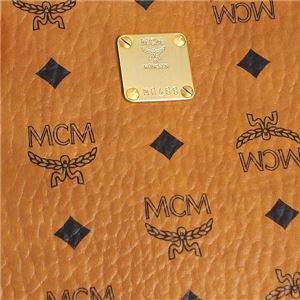 MCM(エムシーエム) トートバッグ MWP4AVI24 CO001 COGNAC f05