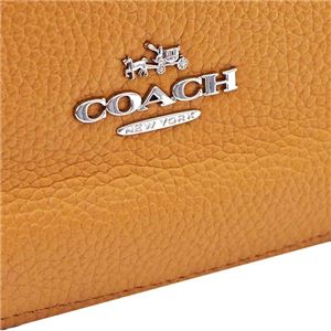 Coach(コーチ) ホーボー 58036 SVQD CARAMEL