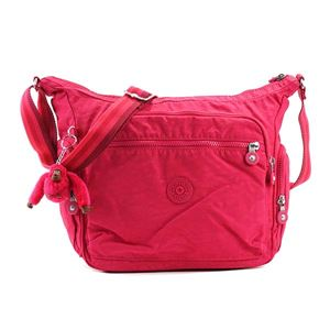 Kipling(キプリング) ナナメガケバッグ K15255 K77 CHERRY PINK C h01