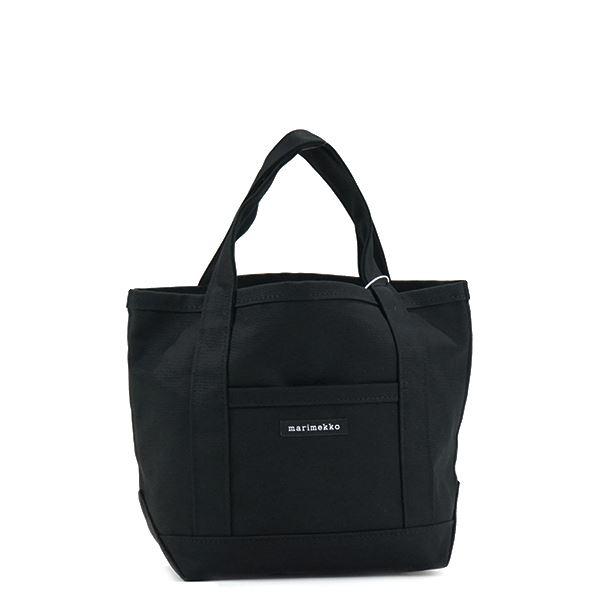 marimekko(マリメッコ) ハンドバッグ 44400 1 BLACKf00