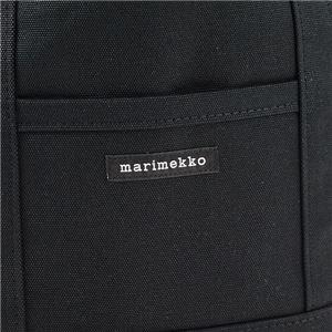 marimekko(マリメッコ) ハンドバッグ 44400 1 BLACK f05