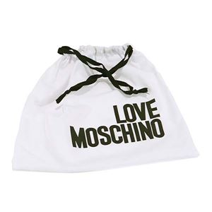 LOVE MOSCHINO(ラブモスキーノ) ハンドバッグ JC4209 0 NERO f06
