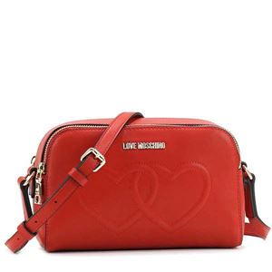LOVE MOSCHINO(ラブモスキーノ) ナナメガケバッグ JC4291 500 ROSSO