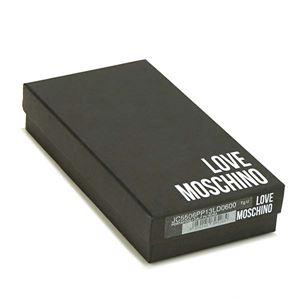 LOVE MOSCHINO(ラブモスキーノ) ナナメガケバッグ JC5506 0 NERO f05