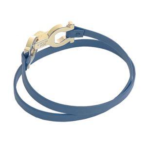 Ferragamo(フェラガモ) ブレスレット 765920 676844 BLUES STONE OTT OROCH