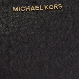 Michael Kors(マイケルコース) ハンドバッグ  30T3GLMM2L 1 BLACK f05