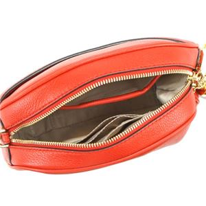 Michael Kors(マイケルコース) ナナメガケバッグ  30H6GGNM2L 204 BRIGHT RED f04