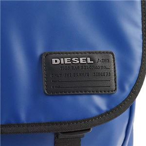DIESEL(ディーゼル) ナナメガケバッグ  X04814 T6050 SURF BLUE f04