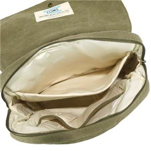 TOMS(トムス) バックパック 10010065 OLIVE f04