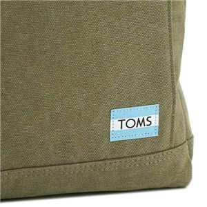 TOMS(トムス) バックパック 10010065 OLIVE f05