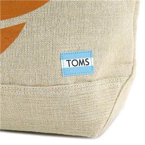 TOMS(トムス) トートバッグ 10010188 BURLAP f04
