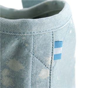 TOMS(トムス) トートバッグ 10010068 PALE BLUE f04