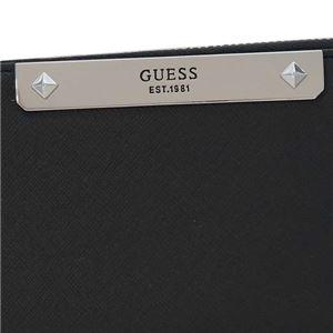 Guess(ゲス) ラウンド長財布  VY669346 BLA BLACK