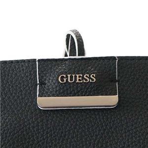 Guess(ゲス) トートバッグ  VS642236 BSP BLACK/STRIPE f05