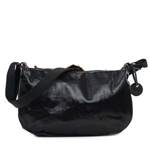 Jack Gomme(ジャックゴム )ナナメガケバッグ  1345  BLACK h01