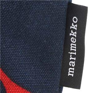 marimekko(マリメッコ) ナナメガケバッグ  43323 359 RED/BLUE/BLACK f04