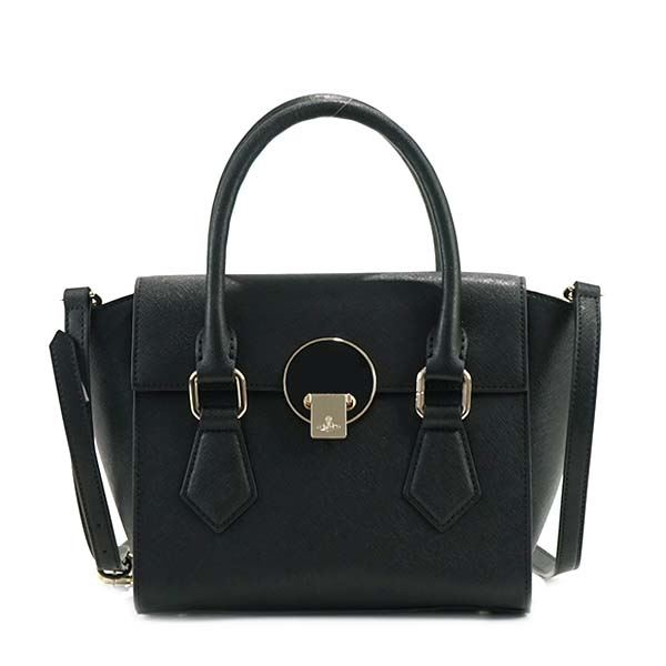 Vivienne Westwood(ヴィヴィアンウエストウッド) ハンドバッグ  131212-10181 265 BLACKf00
