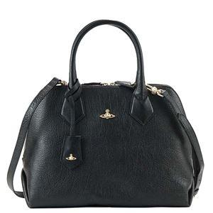 Vivienne Westwood(ヴィヴィアンウエストウッド) ハンドバッグ  131200-10165 265 BLACK h01