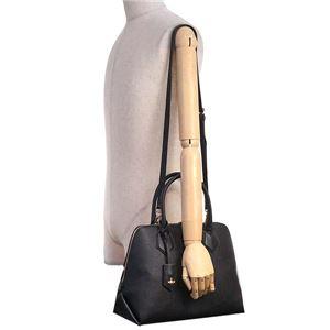 Vivienne Westwood(ヴィヴィアンウエストウッド) ハンドバッグ  131200-10165 265 BLACK f05