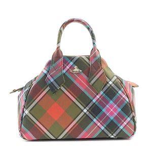 Vivienne Westwood(ヴィヴィアンウエストウッド) ハンドバッグ  42020015-40010 O115 MULTI h01