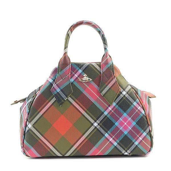 Vivienne Westwood(ヴィヴィアンウエストウッド) ハンドバッグ  42020015-40010 O115 MULTIf00