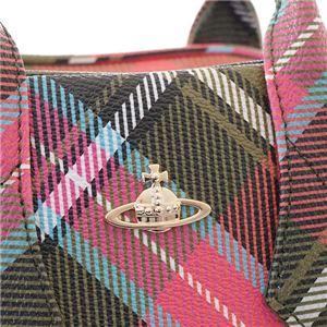 Vivienne Westwood(ヴィヴィアンウエストウッド) ハンドバッグ  42020015-40010 O115 MULTI f04