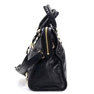 Balenciaga(バレンシアガ) ハンドバッグ  281770 1000 BLACK h02