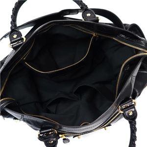 Balenciaga(バレンシアガ) ハンドバッグ  281770 1000 BLACK h03