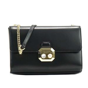 TED BAKER(テッドベーカー) ナナメガケバッグ  134634 0 BLACK h01