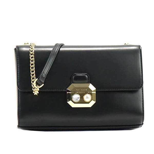 TED BAKER(テッドベーカー) ナナメガケバッグ  134634 0 BLACKf00