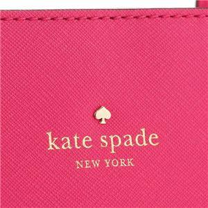 KATE SPADE(ケイトスペード) トートバッグ  PXRU4545 658 PINK CONFETTI | CRISP LINEN f04