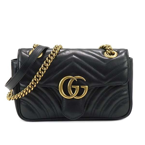 Gucci(グッチ) ナナメガケバッグ  446744 1000 f00