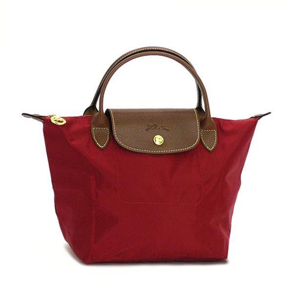 Longchamp(ロンシャン) トートバッグ  1621 545 ROUGEf00