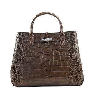 Longchamp(ロンシャン) ハンドバッグ  1986 183 MARRON h01