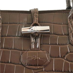 Longchamp(ロンシャン) ハンドバッグ  1986 183 MARRON f04