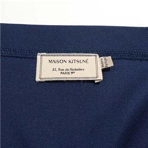 MAISON KITSUNE(メゾンキツネ) トートバッグ  FW17U810-NA  NAVY f04